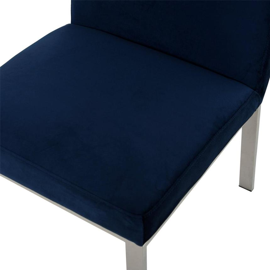 Wellington Blue Side Chair  alternate image, 6 of 6 images.