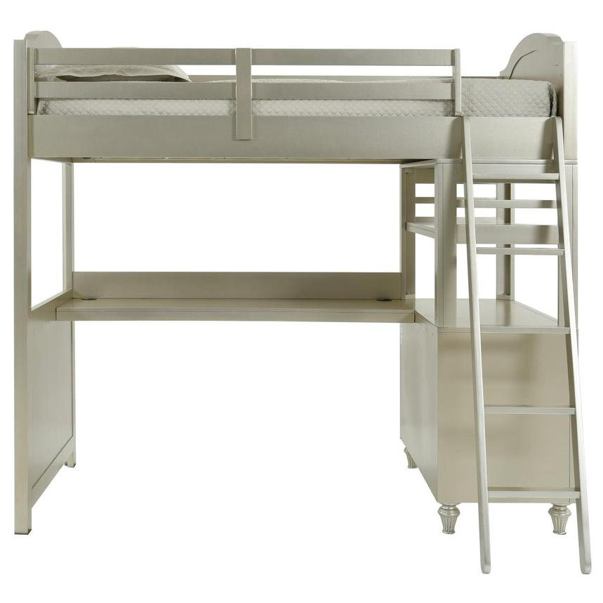 Twin Loft Bed.Regency Twin Loft Bed