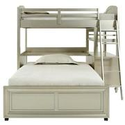 Regency Twin Over Full Bunk Bed w/Storage  alternate image, 3 of 17 images.