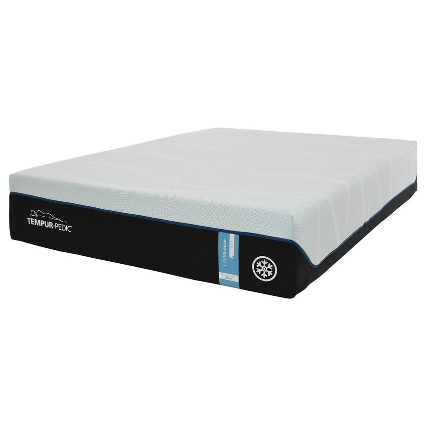 Luxe-Breeze Soft Twin XL Mattress by Tempur-Pedic  alternate image, 3 of 6 images.
