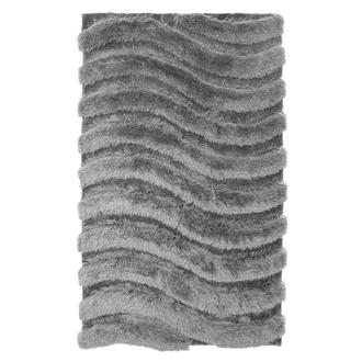 Puffy II Gray 5' x 8' Area Rug
