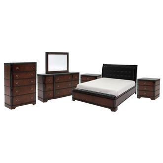 Donata 6-Piece Queen Bedroom Set