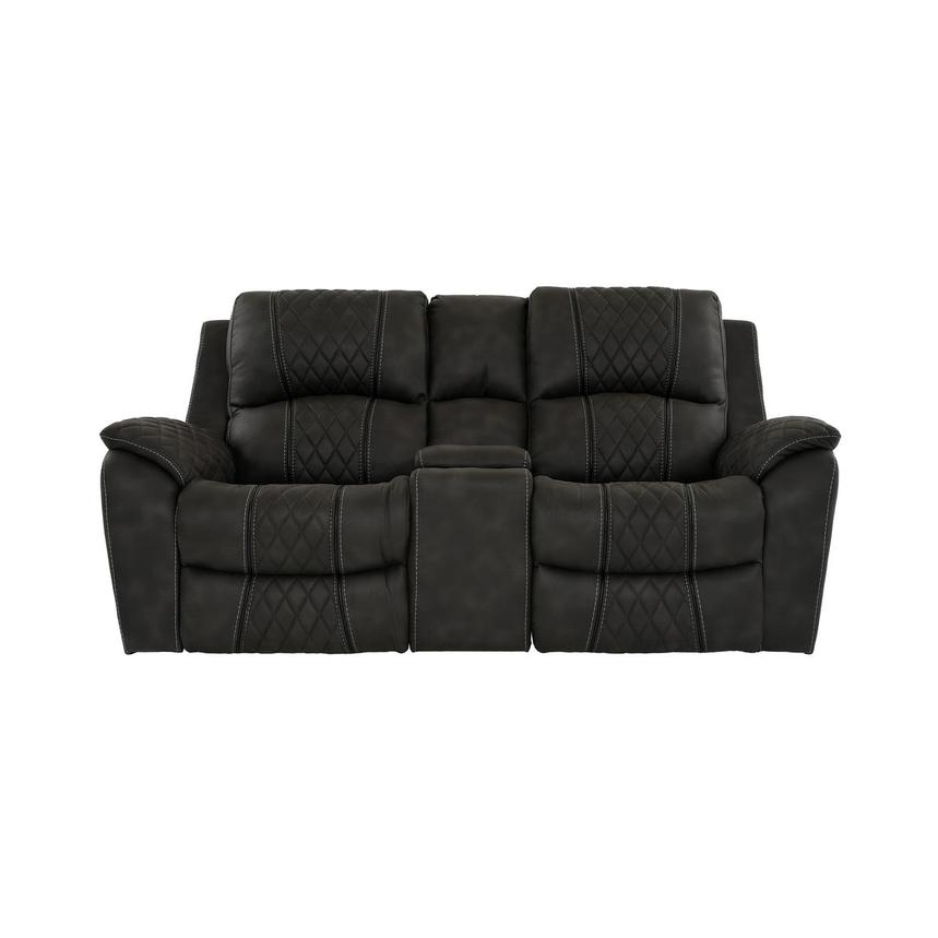 Jackson Power Reclining Sofa w/Console  main image, 1 of 13 images.