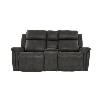 Lucie Power Motion Sofa w/Console