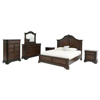 Charles 6-Piece Queen Bedroom Set