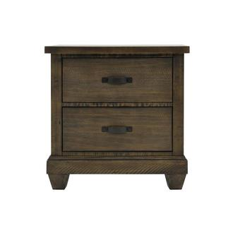 Hamilton Brown Nightstand