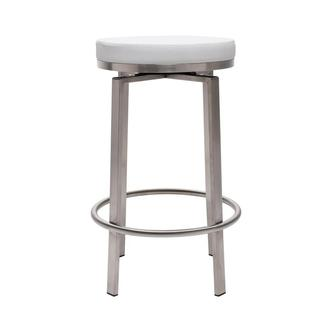 Ryan White Swivel Counter Stool