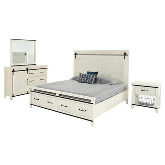 Markus 4-Piece Full Bedroom Set