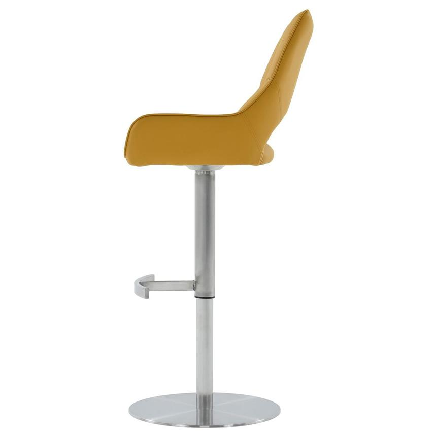 Kalia II Mustard Adjustable Stool  alternate image, 4 of 10 images.