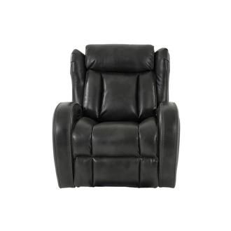 Pronto Gray Power Recliner
