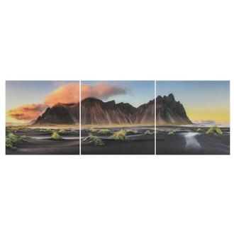 Terre Set of 3 Acrylic Wall Art