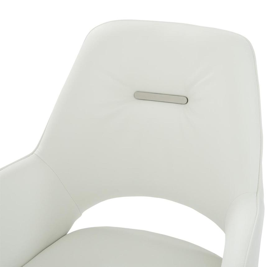 Finley White Side Chair  alternate image, 5 of 6 images.