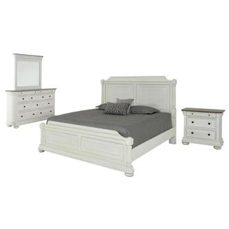Willow 4-Piece Queen Bedroom Set