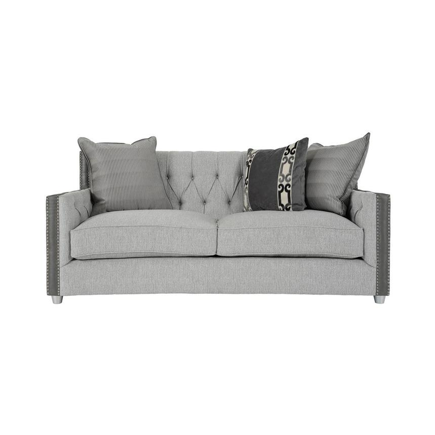 Sonia Gray Loveseat  main image, 1 of 7 images.
