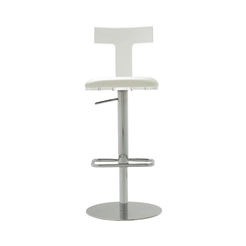 Carl Adjustable Stool  main image, 1 of 9 images.