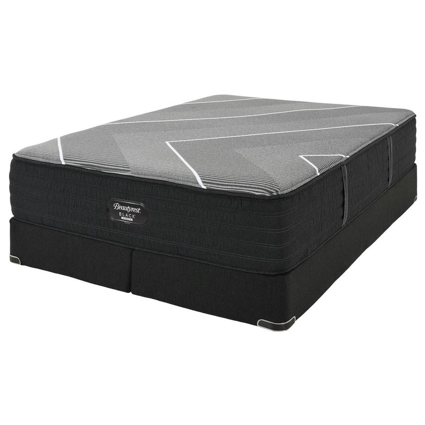 Brb X Class Hybrid Plush King Mattress W Low Foundation By