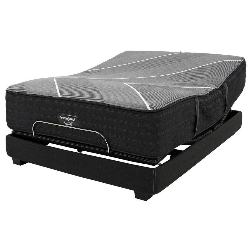 BRB-X-Class Hybrid Firm Twin XL Mattress w/Beautyrest® Black Luxury Powered Base by Simmons  alternate image, 3 of 3 images.