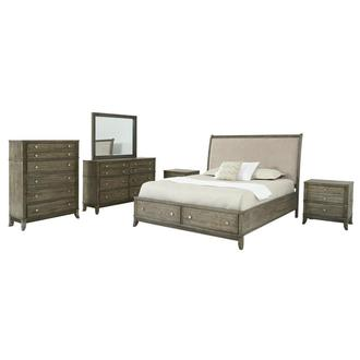 Raquel 6-Piece Queen Bedroom Set