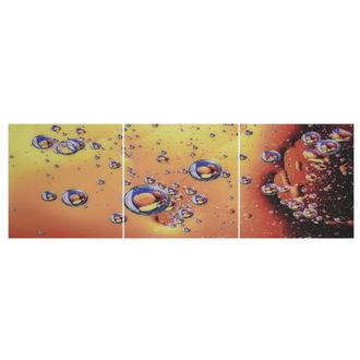 Le Sphere Set of 3 Acrylic Wall Art