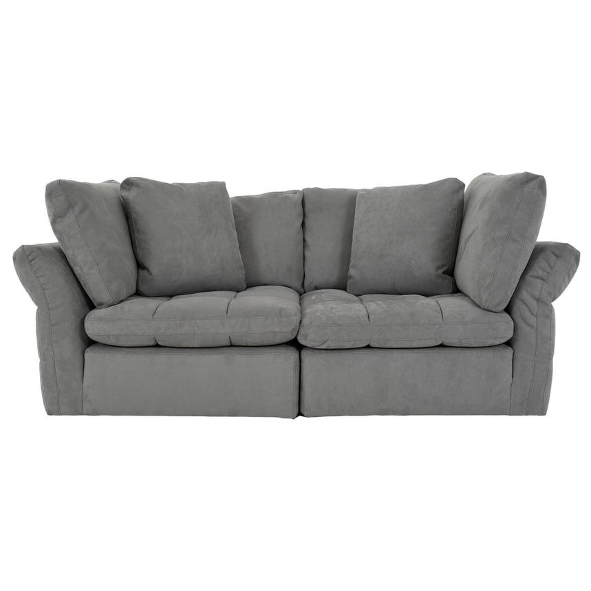 Francine Gray Sofa  main image, 1 of 9 images.