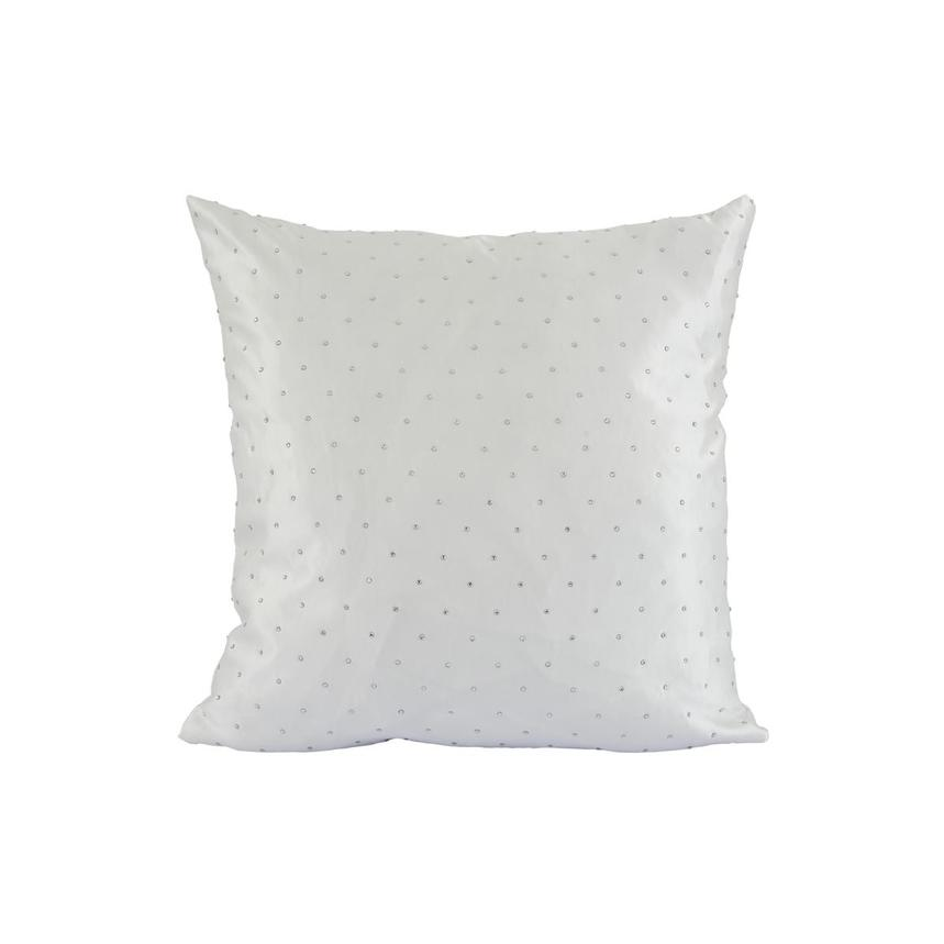 Glitzy Pearl Accent Pillow  main image, 1 of 4 images.
