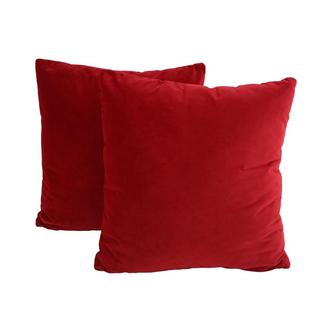 Okru II Red Two Accent Pillows