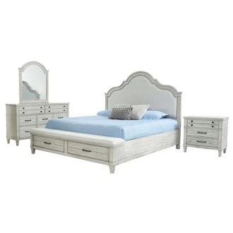 Warren 4-Piece Queen Bedroom Set