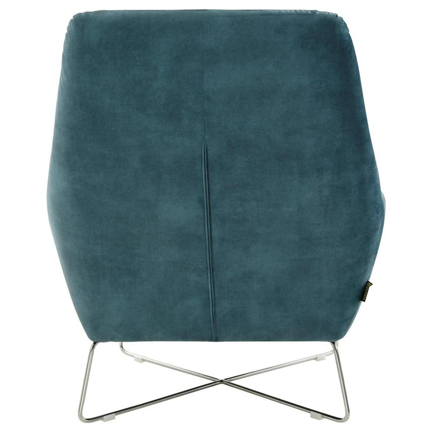 Grigio Turquoise Accent Chair  alternate image, 4 of 7 images.