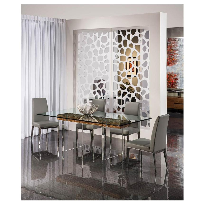 Miami Beach Natural Rectangular Dining, Modern Dining Room Furniture Miami Beach
