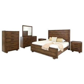 Aspen 6-Piece King Bedroom Set