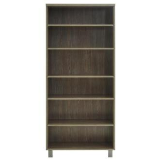 Flavia Gray Bookcase
