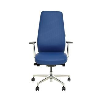 Pepe Blue High Back Desk Chair