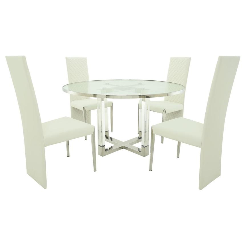 State Street 5-Piece Dining Set  main image, 1 of 12 images.