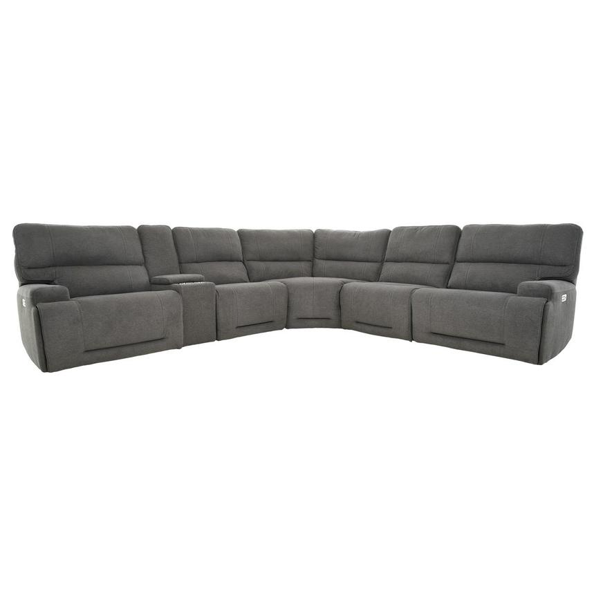 Gibson Power Reclining Sectional  main image, 1 of 12 images.