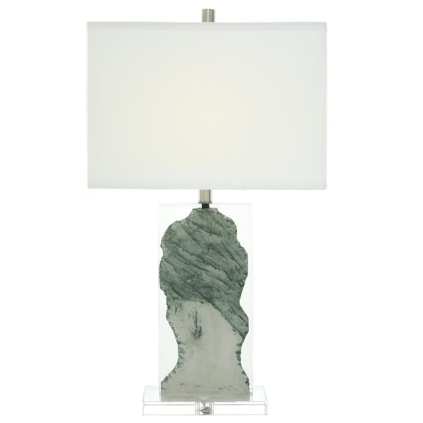 Aventurine Table Lamp  main image, 1 of 8 images.