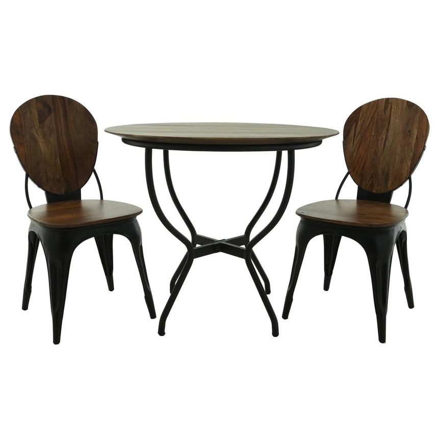 Abalos 3-Piece Dining Set  main image, 1 of 11 images.