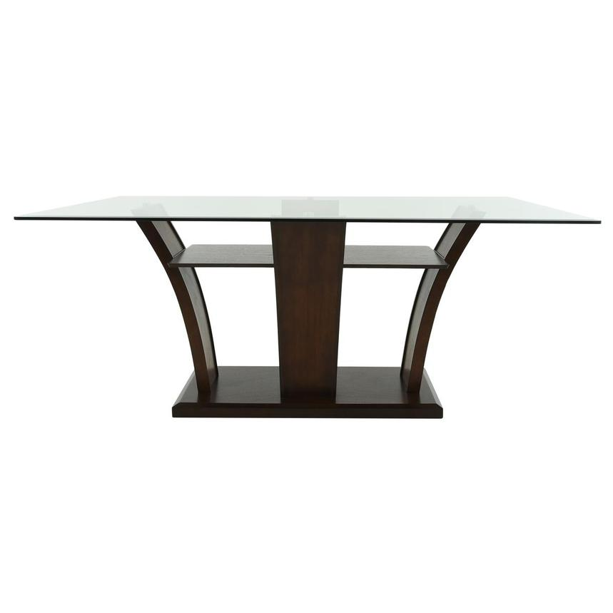 Brooks Rectangular Dining Table  main image, 1 of 10 images.