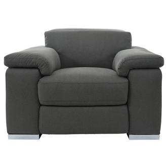 Karly Dark Gray Power Recliner