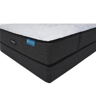 Harmony Cayman-Extra Firm Full Mattress w/Regular Foundation Beautyrest by Simmons