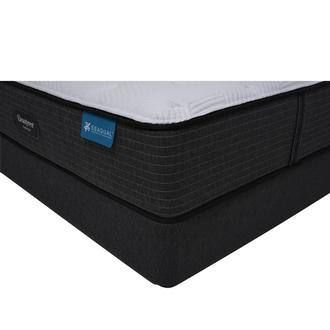 Harmony Maui-Med Firm Queen Mattress w/Low Foundation Beautyrest by Simmons