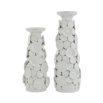 Coque Set of 2 Candle Holders