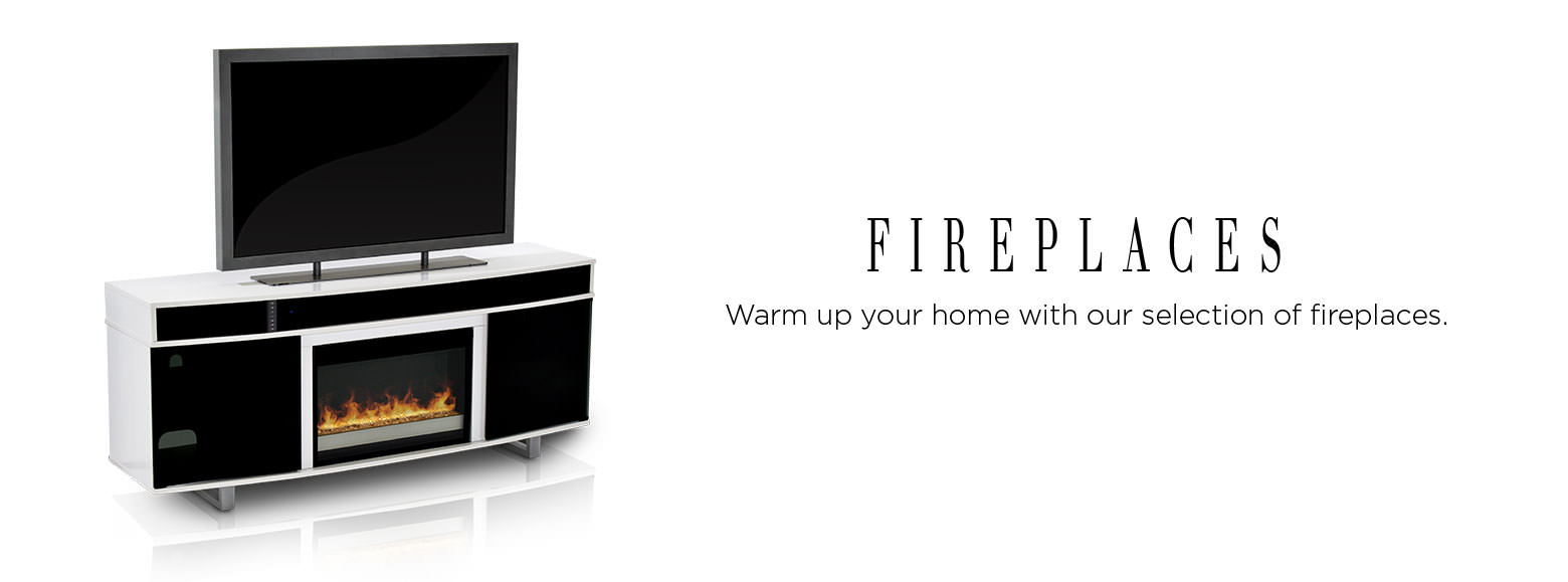 Fireplaces. Warm up your home with our selection of Fireplaces.