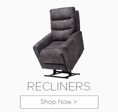 Recliners. Shop now.